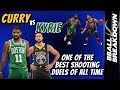 CURRY Vs KYRIE An All Time Shooting DUEL