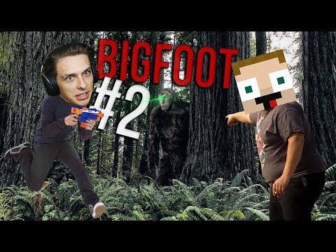 NAŠLI JSME HO! | Bigfoot #2 w/ Gejmr