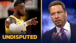 Chris Broussard: Cause of Lakers
