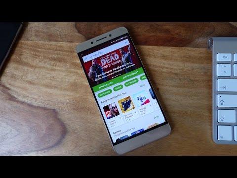 LeEco Le Pro 3: Install Google Play Tutorial [4k]
