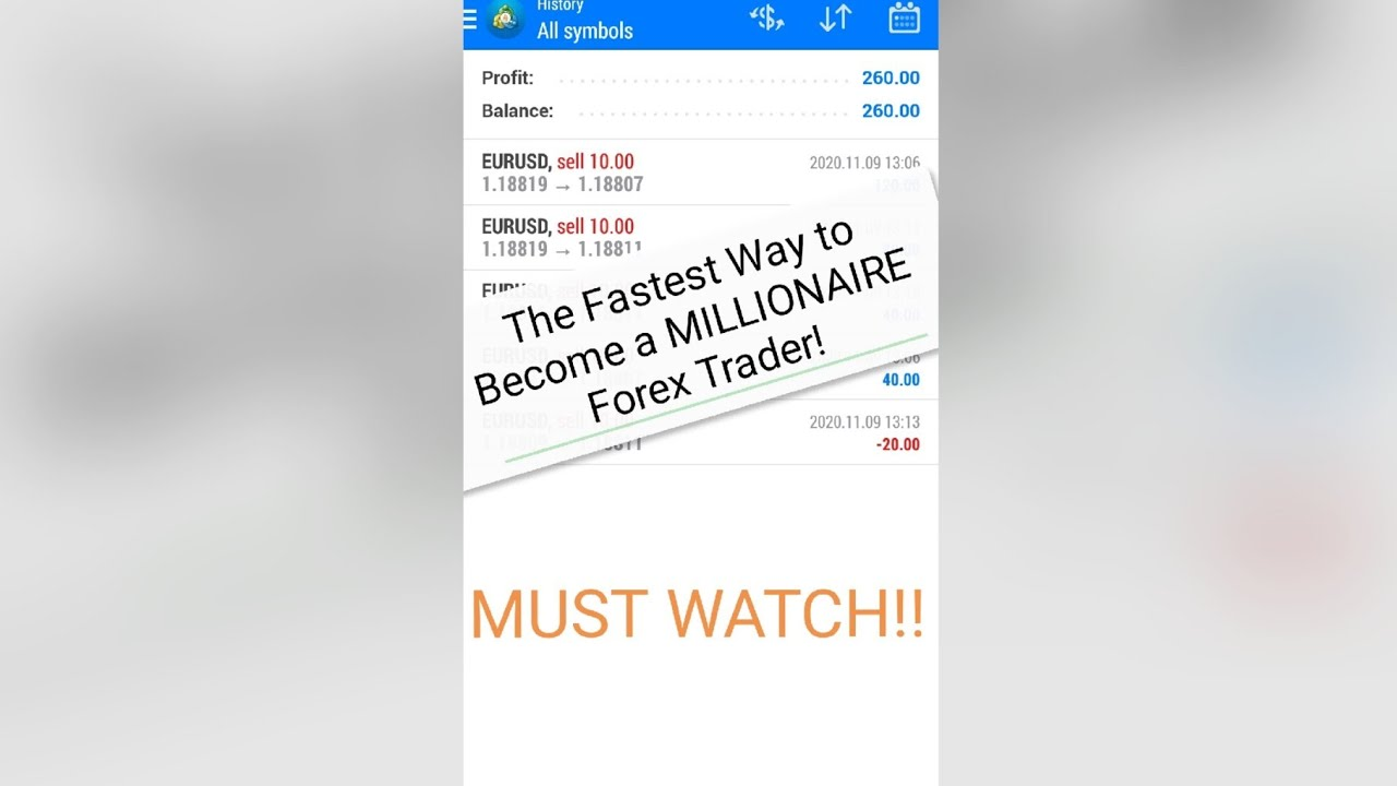 How to Get RICH in Forex Trading | Must Do to Become a MILLIONAIRE Forex Trader!
