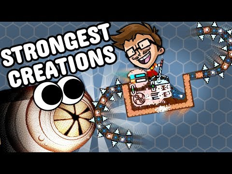 THIS WEIRD CREATION CAN WIN! - Mechanic Miner Battle Creations Gameplay