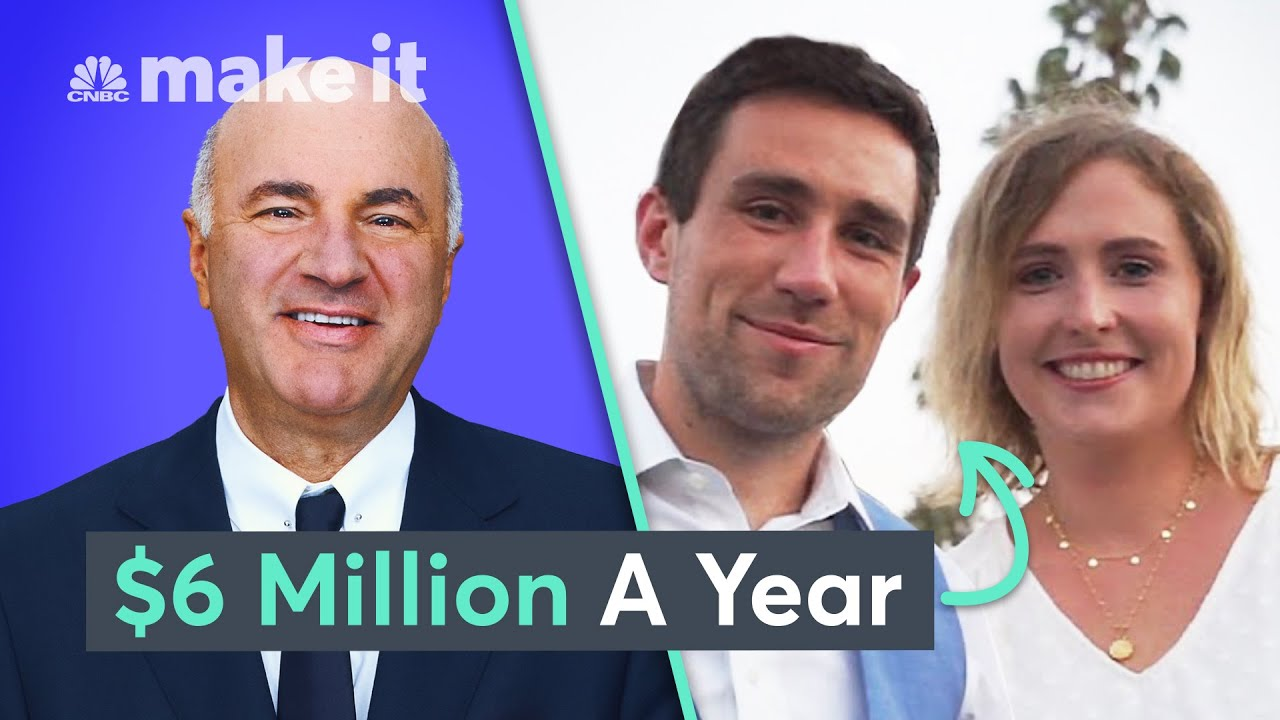 Kevin O'Leary Reacts: Living On $6 Million A Year In Ventura, CA | Millennial Money