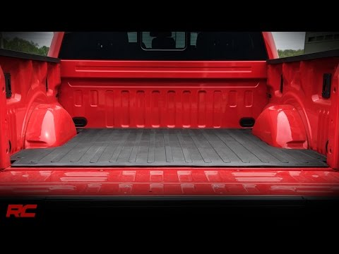 Rubber Bed Mats by Rough Country