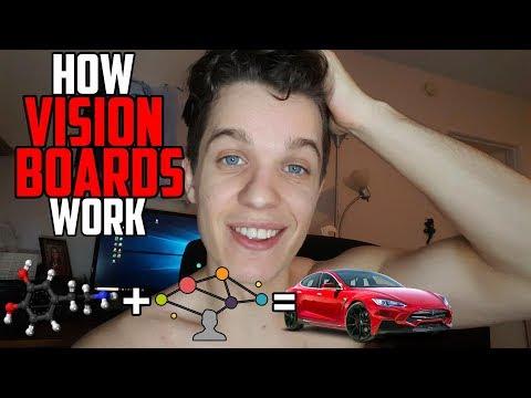 HOW VISION BOARDS WORK (Scientific + Spiritual Reasons)