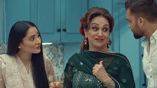 Mrs Chaudhry ka tarka  Episode 9   Sana Askari- Asad  Siddiqui Bushra Ansari