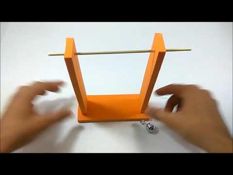 Simple Pendulum (Time Period of Oscillation)