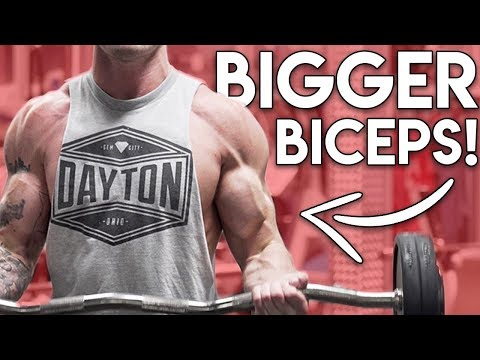 V Shred | 10 Minute Bicep Workout for Bigger Arms | 5 Bicep Exercises