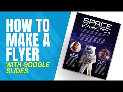 How to Create a Flyer from Scratch in Google Slides