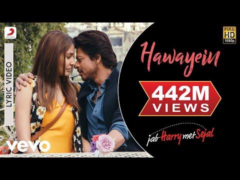 Xxx Mp4 Hawayein Official Lyric Video Anushka Shah Rukh Pritam Arijit 3gp Sex