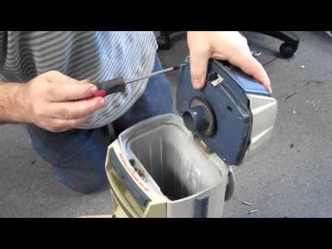 modesto replace bag latch repairs on super j electrolux vacuum cleaner service