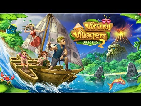 Virtual Villagers Origins 2 Android Gameplay ᴴᴰ