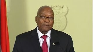 Jacob Zuma resigns as president of South Africa | ITV News