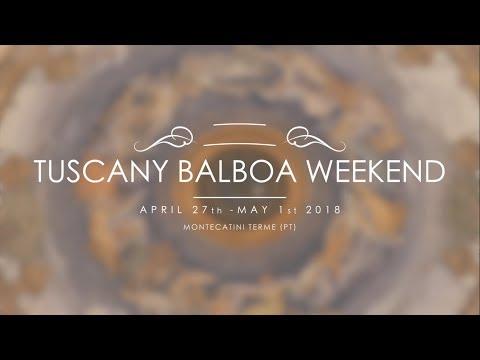 Tuscany Balboa Weekend 2018