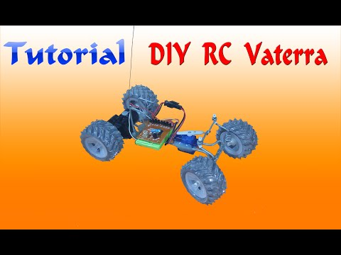 [Tutorial] DIY - HomeMade - How To Make RC Vaterra toy very simple