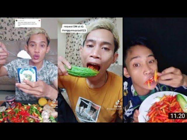 Download kumpulan tik tok anggun supriadi pemakan cabe tergila di asia😰😰😰 MP3 Gratis