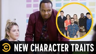 The Cast Needs New Character Traits (feat. Roy Wood Jr.) - Every Damn Sketch Show