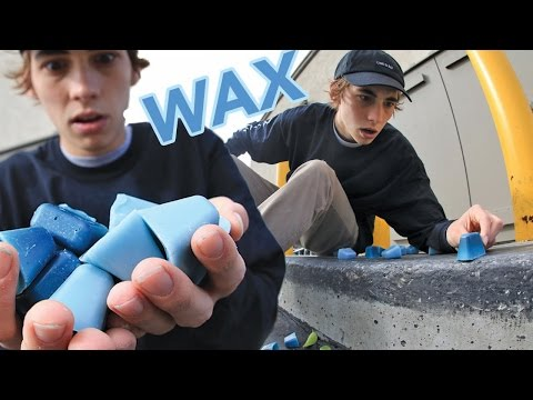MAKING YOUR OWN SCOOTER WAX!