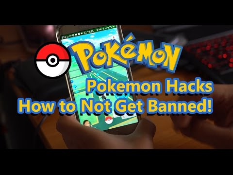 Pokemon Go Hack - How to Not Get Banned While Using GPS Spoofing!