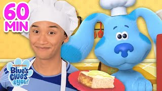 The Ultimate Baking Party With Blue! 60 Minute Compilation | Blue's Clues \u0026 You!