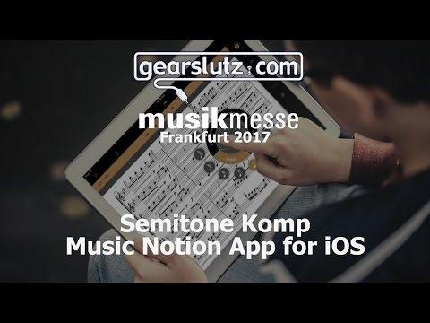Download Semitone Komp Music Notation App For iOS - Gearslutz