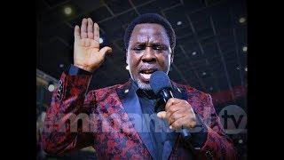 SCOAN 31/12/17: TB Joshua Message, Prophecy & Deliverance - Momisi