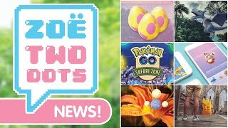STARDUST SAVINGS, ALOLAN EGGS & MORE! Pokemon Go - ZTD News | ZoeTwoDots