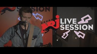 "James TW ""When you love someone"" & ""Ex"" NRJ LIVE SESSIONS - NRJ SWEDEN"