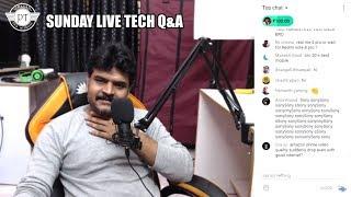 Sunday Live Tech QampA 8 December 2019 Ll Prasad Tech In Telugu Ll
