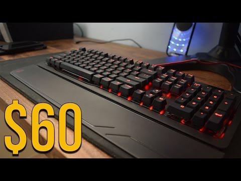 $60 Mechanical Keyboard - 1stPlayer