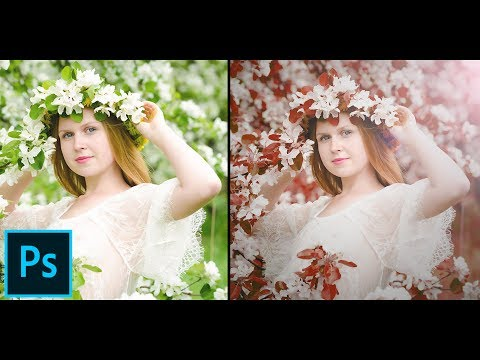 Photoshop Tutorial | Outdoor Photo Editing | Simple Steps