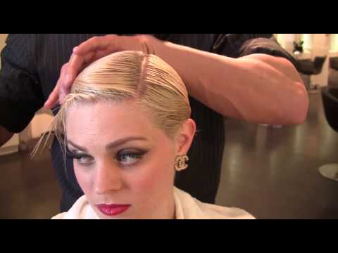 How To : Classic Finger Waves