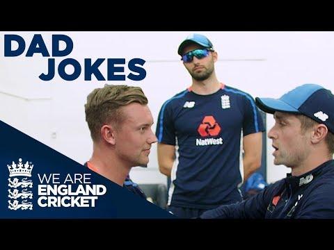 Dad Jokes: You Laugh, You Lose - Chris Woakes v Jake Ball