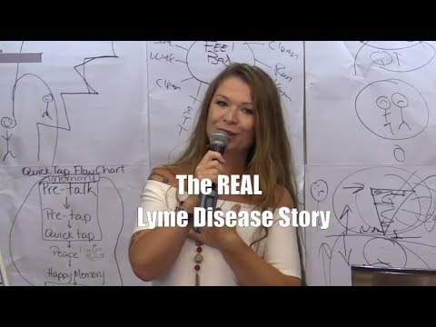 1348 How to Cure Lyme Disease - FasterEFT Health Success Testimonial