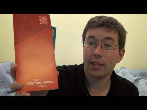 Olympic Games Tickets - Vlog