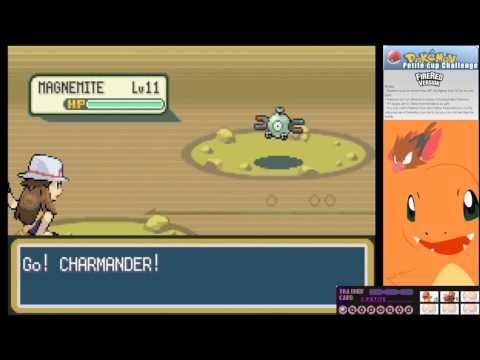 Let's Play Pokemon Fire Red The Petite Cup Challenge pt 4