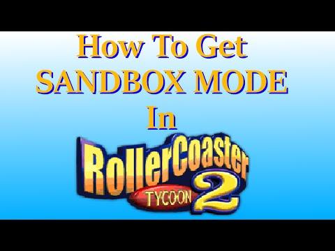 [TUTORIAL]  Creating an RCT2 Sandbox Scenario!