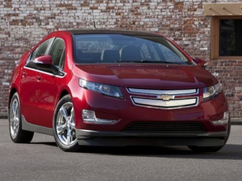 The Chevy Volt Controversy - Autoline This Week #1616