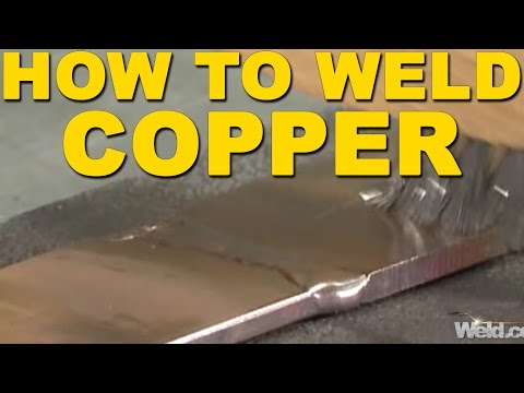 🔥 How to Weld Copper | TIG Time