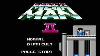 Mega Man II - Intro