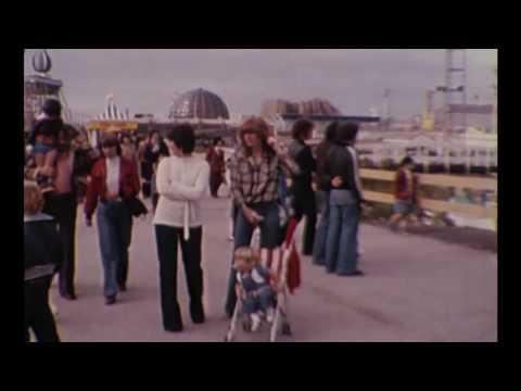 Blackpool Pleasure Beach in 1978