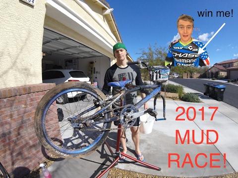 Phoenix BMX MUD RACE & AFTERMATH