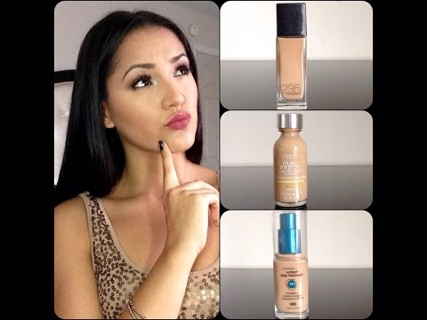 How to Find Your Foundation Color!