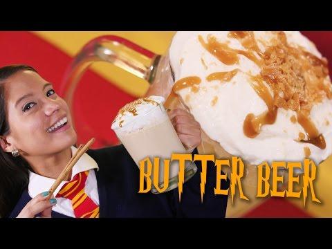 Harry Potter Butterbeer recipe (HOT!) - La Cooquette