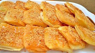 رغيفات العيد تحفة 👌مورقين بملعقة زبدة واحدة فقط روووعة دون تعب خفاف او مقرمشين 😋😋