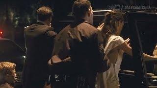 Matt Dillon Sexually Molested Thandie Newton | Crash (2004 film) Scene