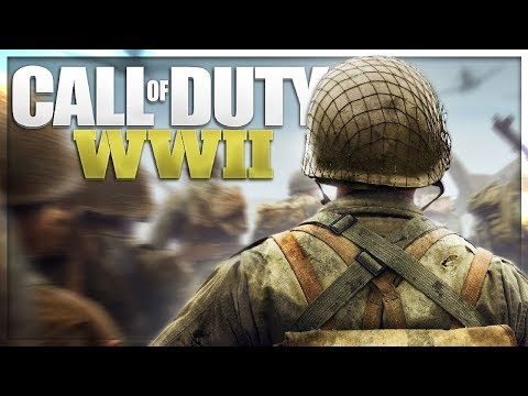 THE MOST BROKEN RELEASE IN CALL OF DUTY HISTORY? - Call Of Duty WW2 LIVE #1