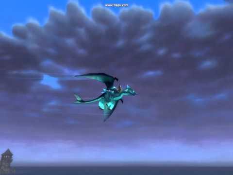 Azure Netherwing Drake