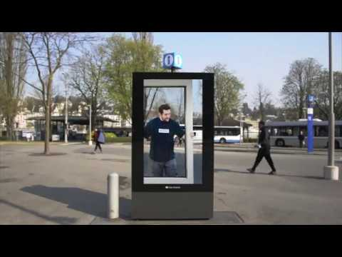 Stocker Digital Billboard - Luzern