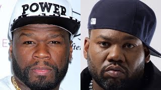 Raekwon PUTS 50 Cent In HIS PLACE?!?!